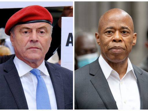 NYC mayoral race heats up as Sliwa goes on attack, Adams rips rival's campaign as a 'circus'