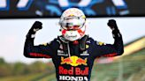 Max Verstappen delivers masterclass at damp Imola to take Emilia Romagna GP victory