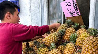 早安世界》大立光義美等企業搶購6600公噸鳳梨挺農民 內銷目標破3成