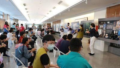 台中慈濟醫院守護慢飛天使 疫下持續為百人健檢