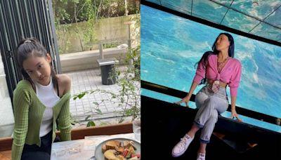 換季這樣穿:微涼的天氣~學BLACKPINK Jennie、華沙 懂穿「針織」才是時髦精