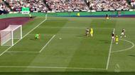 Mbeumo pounces to grab Brentford edge v. West Ham