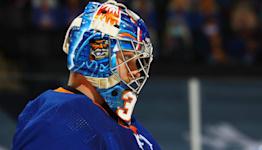 Ilya Sorokin making big statement for Islanders
