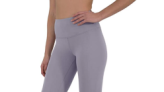 These High-Waisted Yoga Leggings Are Seriously Flattering