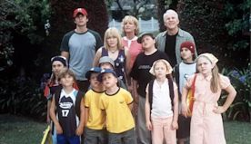 Hilary Duff & Her 'Cheaper By The Dozen' Co-Stars Recreated Scenes From The Movie | iHeartRadio
