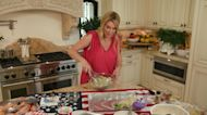 Sandra Lee's fast and festive Fourth of July party recipes