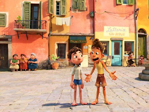 Pixar's Luca teaser trailer gives Jacob Tremblay a sun-soaked Italian summer with sea monsters