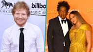 Ed Sheeran Reveals Beyoncé And Jay-Z Had Played A Role In Him Dating Wife Cherry Seaborn