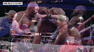 Tyson Fury overcomes two knockdowns, stops Deontay Wilder in an instant classic.