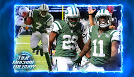The Jets stop the streaking Patriots in 2013 | Time Machine Tuesday