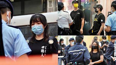 【6.12兩週年】警重兵銅鑼灣查市民 警告記者或涉煽動群眾 | 獨媒報導 | 獨立媒體