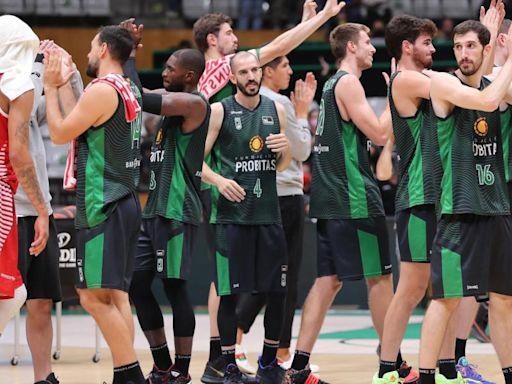 56-86: El Joventut debuta con un contundente triunfo en Trento