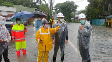 高雄大雨釀23處積淹水 水利局:10件退水