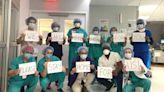 瑪摩利醫院全面治療新冠患者 已超過200名患者康復出院