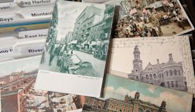 Tracing Lost New York Through Postcards