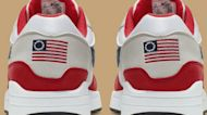 Nike pulls 'Betsy Ross' flag sneakers following complaints from Colin Kaepernick