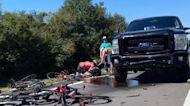 Waller DA criticizes police over teen driver crash involving cyclists