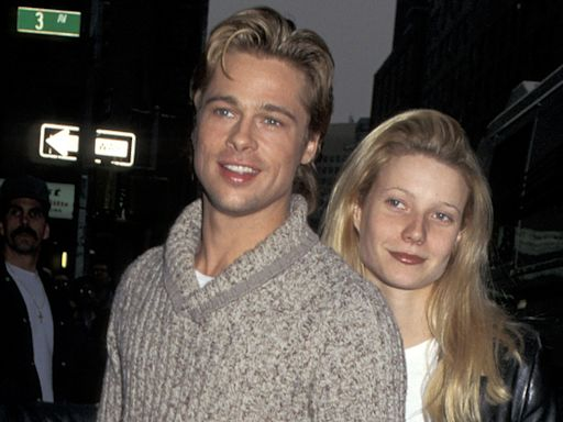 Gwyneth Paltrow Answered A Major Question About Why Brad Pitt Looked Like All Of His Girlfriends