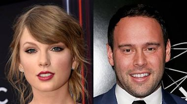 Here's the Not-So-Subtle Way Taylor Swift Shaded Scooter Braun in Ryan Reynolds' Ad
