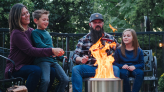 8 top-rated fire pits you can get on sale right now