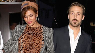 Eva Mendes says she didn't want children before dating Ryan Gosling
