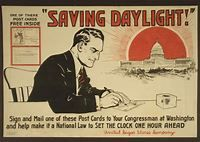 Daylight Saving Time 2021: When Does the Time Change? | The Old Farmer's Almanac