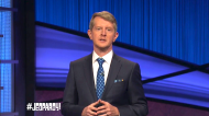 Ken Jennings makes emotional debut as guest host of 'Jeopardy!': 'I miss Alex very much'