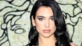 Dua Lipa Wore the Hottest Naked Dress With A Little Black G-String