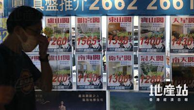 利嘉閣:新盤搶風頭 50指標屋苑周末預約睇樓量微增1.2% - 香港經濟日報 - 地產站 - 地產新聞 - 研究報告