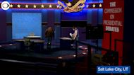 WEB EXTRA: Stage For Vice Presidential Debate