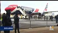 New England Patriots Plane Takes 80 Health Care Heroes To Tampa For Super Bowl
