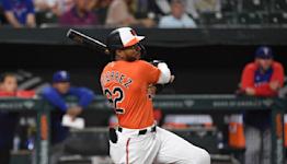 Gutierrez homers, 105-loss Orioles send Rangers to 99th loss