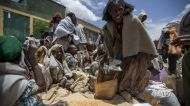 Famine looms in restive Tigray as violence threatens food supplies