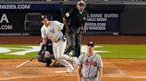 Yanks stop 5-game skid, beat Braves 3-1 on wild pitch, walk