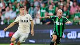 Austin FC's woes continue in 2-1 home loss to LAFC