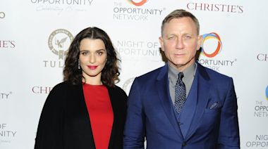 Daniel Craig and Rachel Weisz Might Be Superstars, But They Keep Mum About Their Family