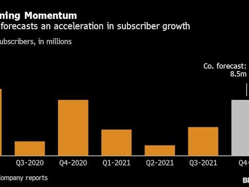 奈飛公司第三季度新增用戶超預期 受《魷魚遊戲》等劇推動