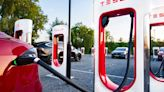 Tesla Supercharger network will open to rival electric cars