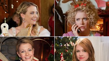 Melissa Joan Hart on being a Lifetime Christmas queen — and how to force holiday cheer out of an actor