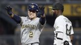Rookie Rodolfo Castro hits two home runs to make history as Pirates lose to Brewers