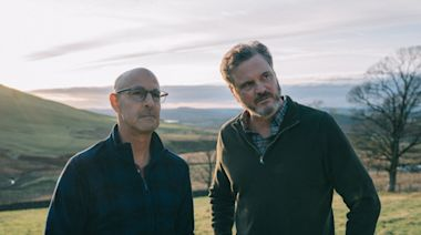 Review: Stanley Tucci and Colin Firth are beautifully matched in the moving romantic drama 'Supernova'