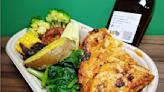 【108低碳同樂會】超夠味~鮮蔬花椰菜炒飯健康餐盒帶著異國風味好吃低GI