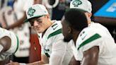 Jets' Zach Wilson Has Humorous Response to Mac Jones Question [LOOK]