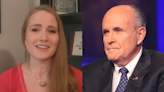 Giuliani's daughter on Biden endorsement: 'Maybe I could be the other October surprise'