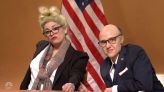 SNL's Cecily Strong Absolutely Nails Rudy Giuliani's Star 'Witness' Mellissa Carone
