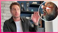 Justin Hartley Shares Crazy Experience With Intense Soccer Dad At Daughter's Game