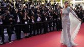 PHOTOS: AP photographer turns the lens on herself at Cannes