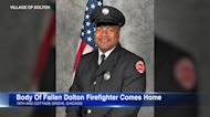 Remains of Dolton firefighter found dead in Dominican Republic hotel room returned home