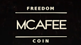 What is the McAfee Freedom Coin?