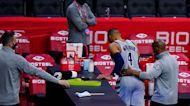 Popcorn thrower gets 76ers season tickets revoked, banned from Wells Fargo Center